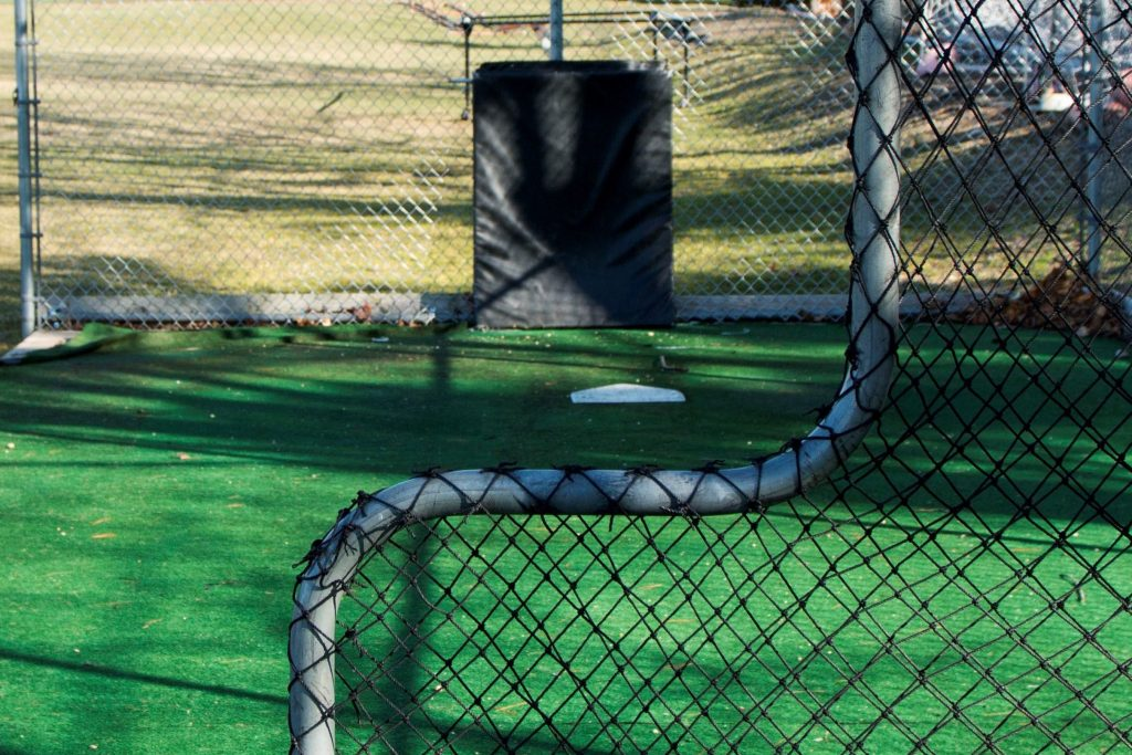 Used Batting Cage Turf   78 Sports
