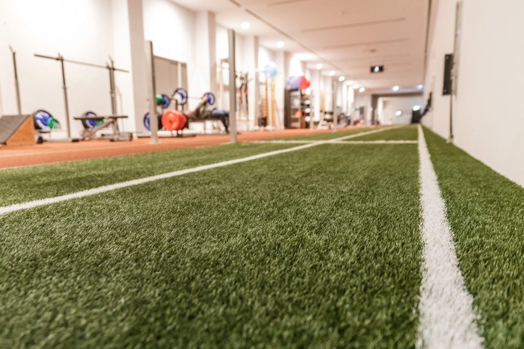 Sports Turf for Gyms | 78 Sports
