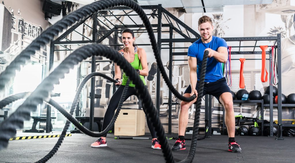 Rubber Flooring for Gyms | 78 Sports